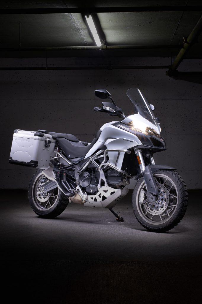 Vancouver Island Ducati Motorcycle Rentals