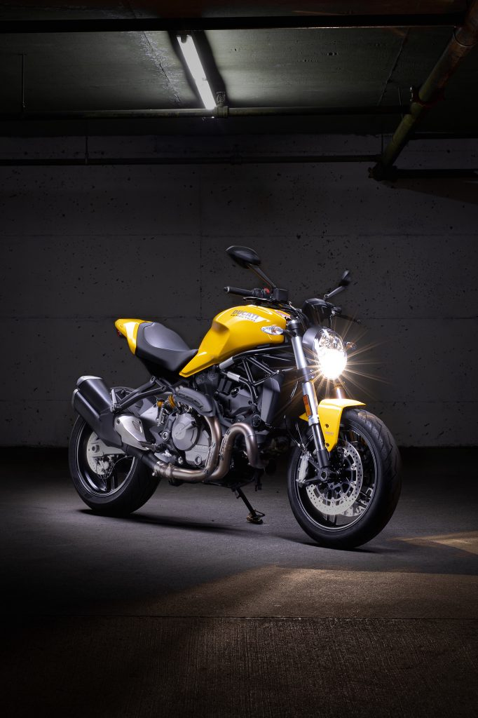 Vancouver Island Ducati Motorbike Rentals