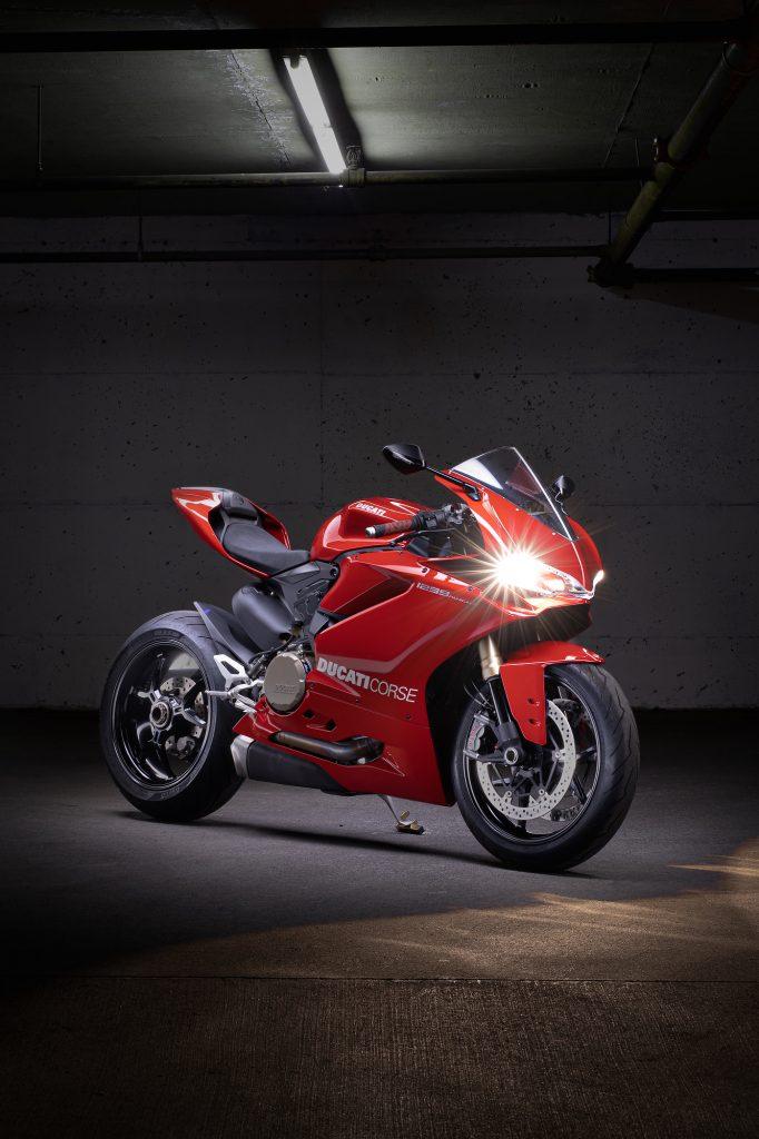 Victoria Ducati Motorcycle Rental